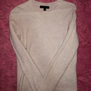Wicked soft cashmere sweater!